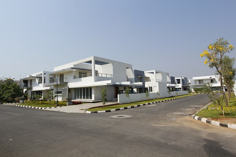 Ashoka developers builders in hyderabad villas in for Ashoka a la maison
